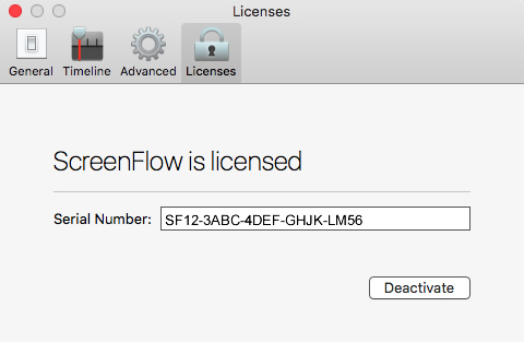 free screenflow serial number mac bookinstmank